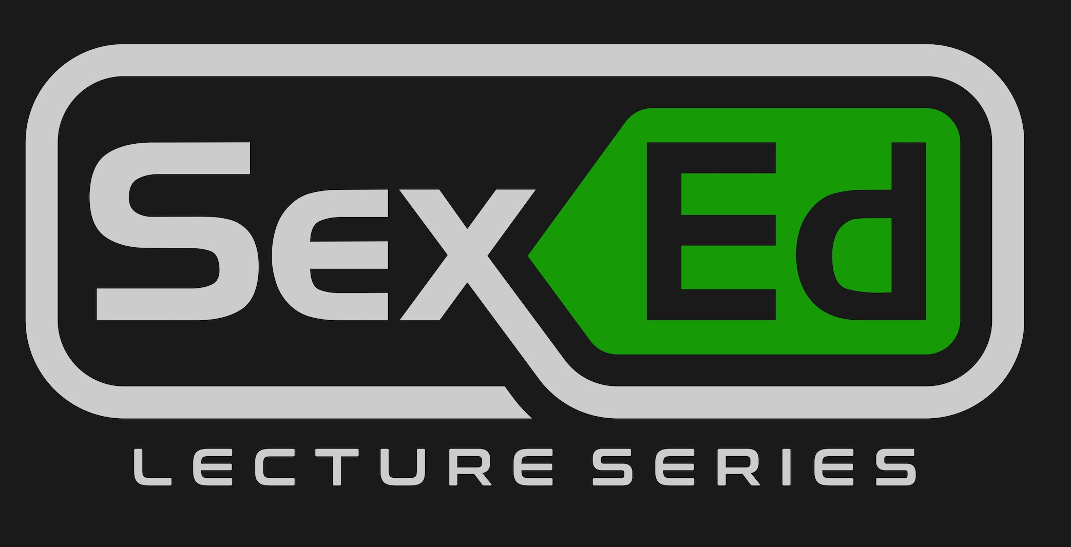 Sex Ed Lectures Series Logo